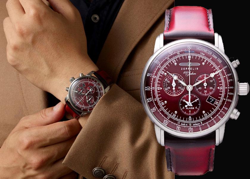 【売れ筋TOP4】社会人に支持されるあの腕時計!