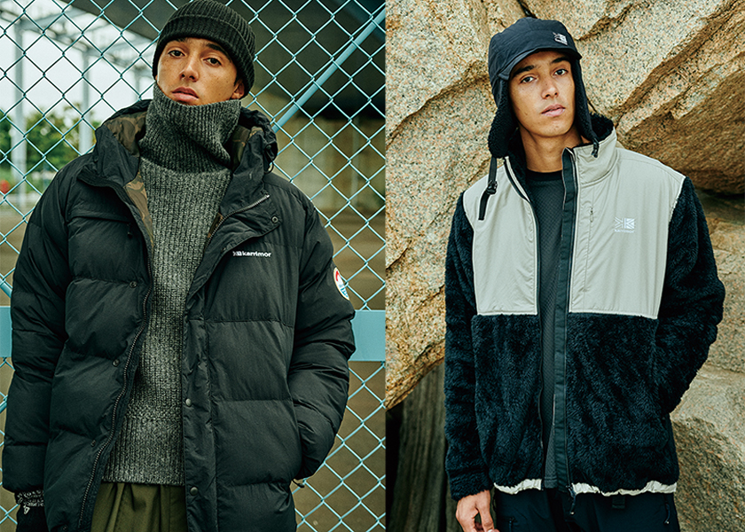 【極寒でも大丈夫】カリマーがストア限定のジャケットを発売!