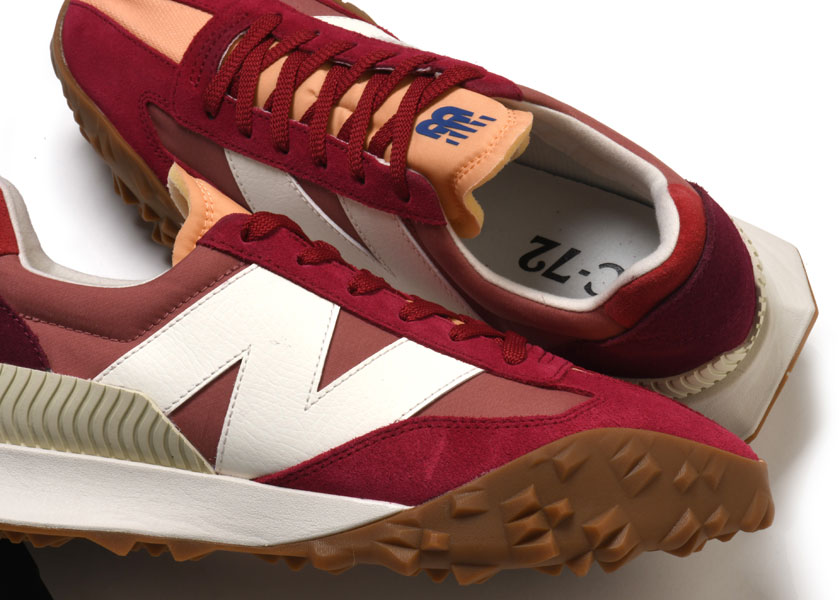 靴好きに響く。ニューバランス最新作は「375」「XC15」「620」の融合デザイン